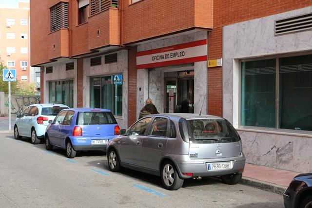 La comunidad de madrid reformar una oficina de empleo en for Oficina de empleo azca madrid