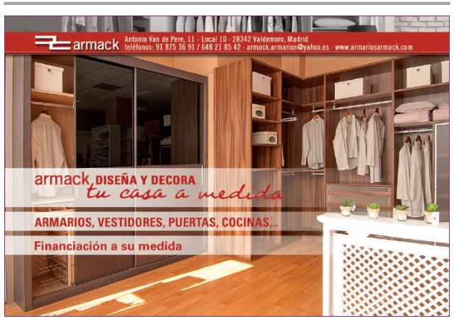 Armack Armarios Disena Y Decora Tu Casa A Medida La Revista De