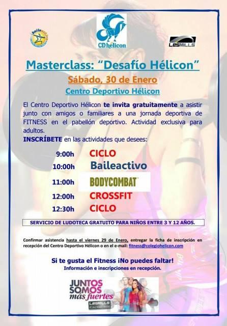 Masterclass 30 enero